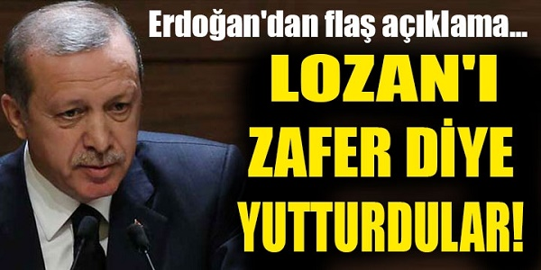 Ο λόγος που «παίζει» επικίνδυνα με την Συνθήκη της Λωζάνης ο Ερντογάν | Βίντεο