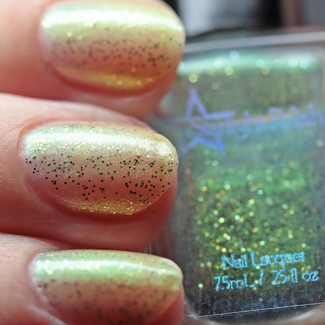 Starlight Polish Dragon Wishes