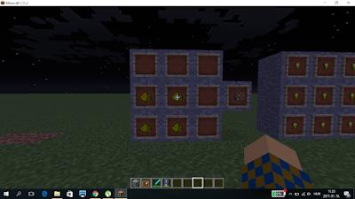 minecraft crafting glowstone