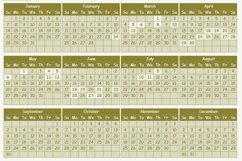 Hindu Wedding Dates In 2017 6