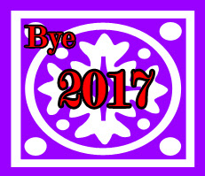 Is going to be lost in 2017. Good bye 2017.