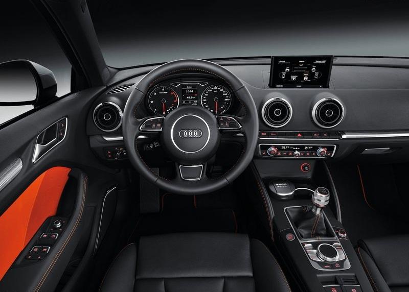 Sport Car Garage Audi A3 Sportback S Line 2014