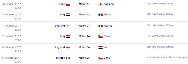 fifa-u17-world-cup-2017-group-f-fixtures