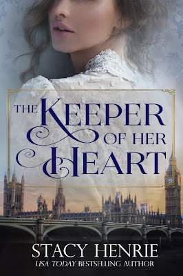 Heidi Reads... The Keeper of Her Heart by Stacy Henrie