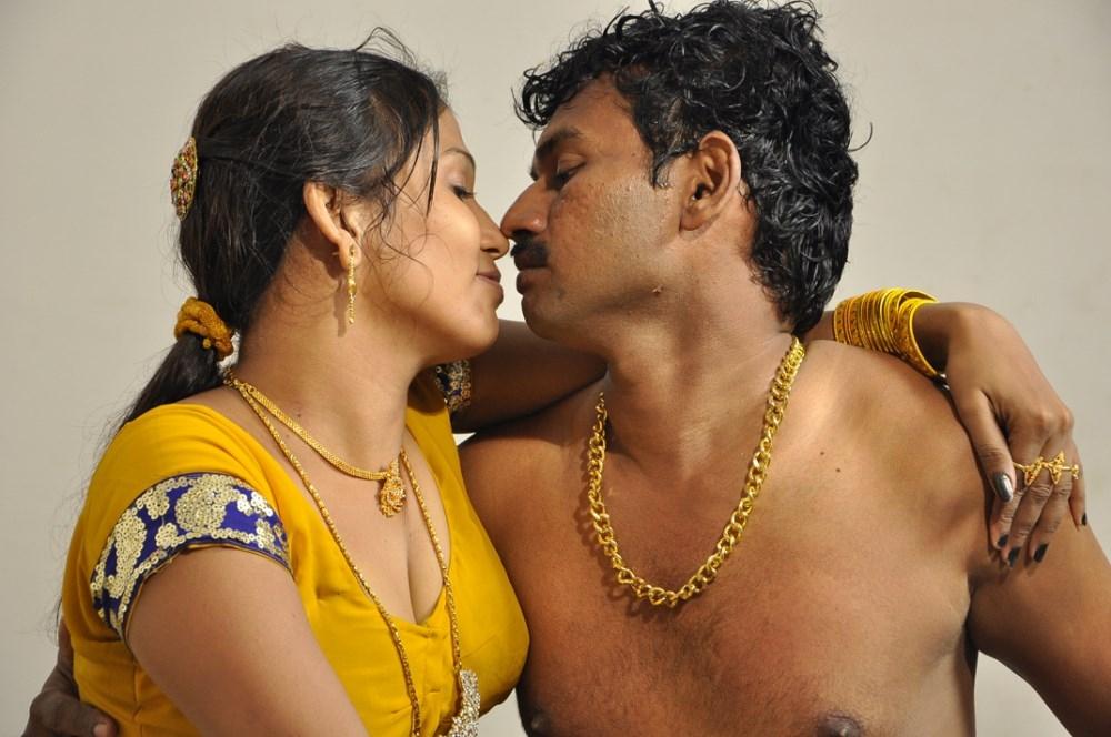 Hot B-Grade Telugu Movie Stills - Latest Tamil Actress -8445