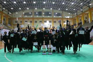 Kejuaraan Silat : SMK Yasemi Karangrayung Menjuarai Turnamen Silat Tingkat Internasional 2019