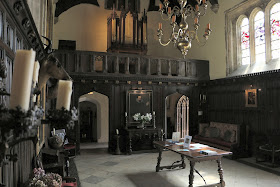 The Great Hall, Athelhampton House, Dorset