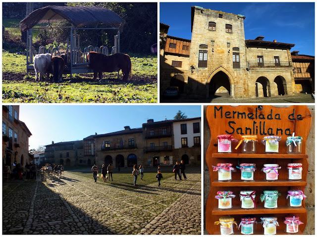 visitar Santillana del Mar en Cantabria