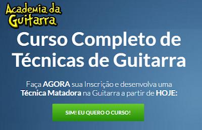 Curso Completo de Técnicas de Guitarra