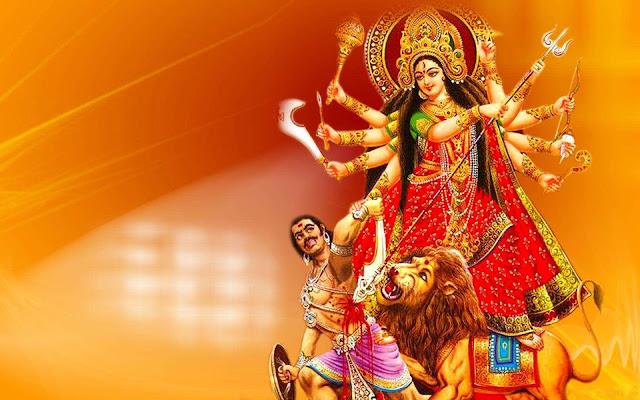 क्यों करती हैं मां दुर्गा शेर की सवारी ?  why does the goddess Durga Ride on a lion