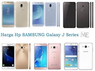 Harga Hp Samsung J Series