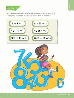 Respuestas Apoyo Primaria Desafíos matemáticos 3ro Grado Bloque IV Lección 59 Hacer problemas