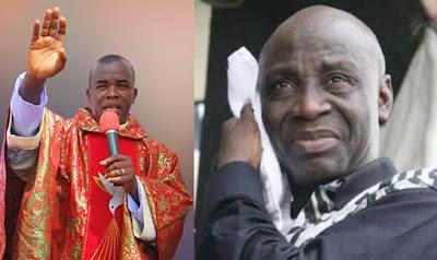 Tunde Bakare and Rev Mbaka