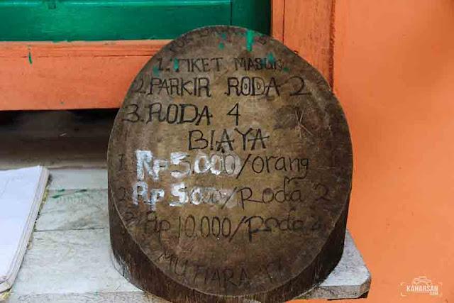 tiket Wisata Riam Pangar Di Bengkayang Cocok Bagi Keluarga Dan Anak Muda - kaharsa