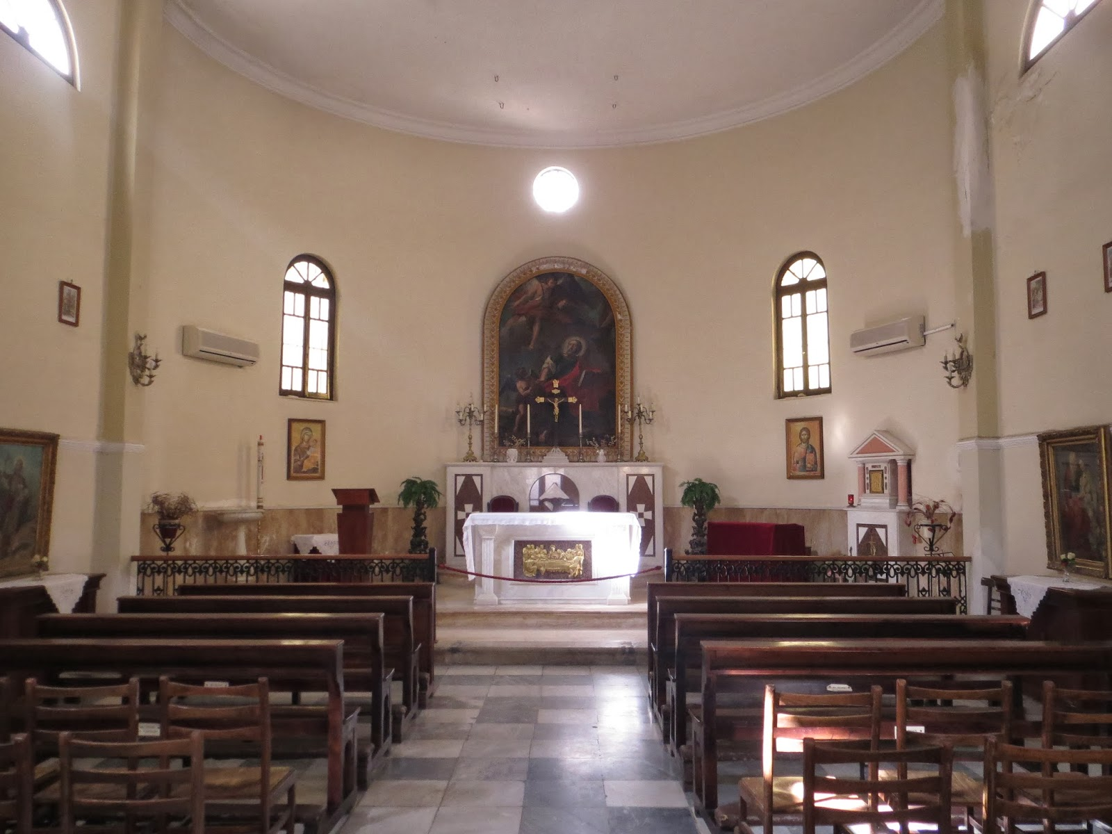 Londinoupolis Roman Catholic Church Of St Mark Zante