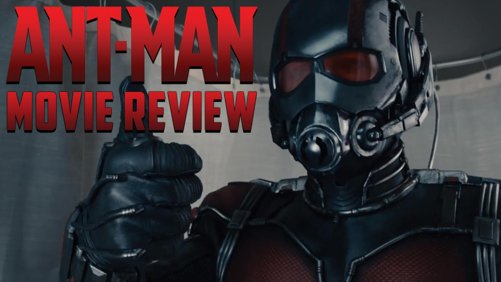 movie review Ant-Man podcast