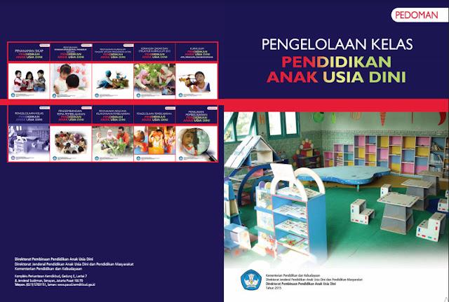 Pedoman Pengelolaan Kelas Anak Usia Dini