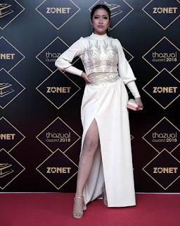 Adorable Dress Showcases by Mizo Celebrities