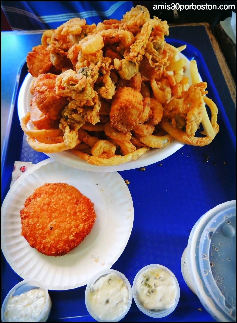 Restaurante de Almejas Fritas de Ipswich