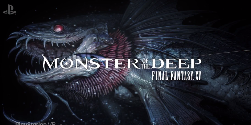 Final Fantasy XV llega a la realidad virtual con Monster of the Deep