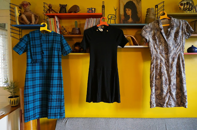 1960s 60s dress mod vintage