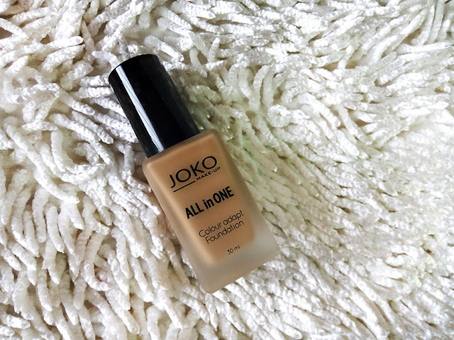 JOKO All-IN-ONE Colour Adapt Foundation, JOKO MAKEUP Foundation Review and Swatches, Joko Makeup, Foundation review, makeup, makeup review, beauty, beauty review, beauty products, makeup blog, beauty blog, top beauty blog, red alice rao, redalicerao