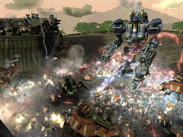 Supreme Commander 2 PC Descargar Español Full ISO Prophet DVD9
