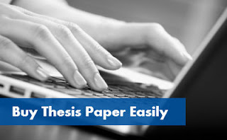 Buy Thesis Paper Easily