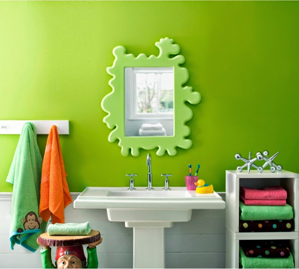Home Priority Attractive Paint Colors In Bathroom Designs