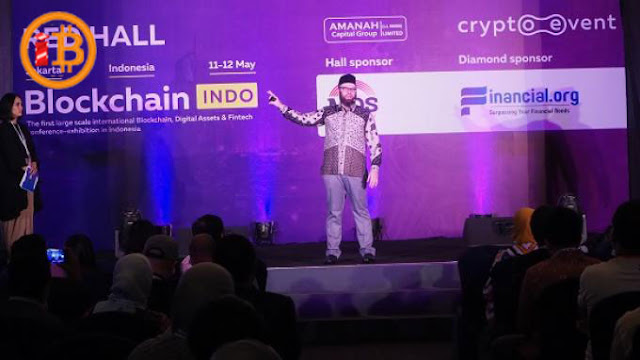 Blockchain INDO 2018 Konferensi Crypto Jakarta Mei 2018