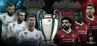مشاهدة مباراة ريال مدريد ضد ليفربول في نهائي دوري أبطال أوروبا 2017-2018 في كييف 26-05-2018