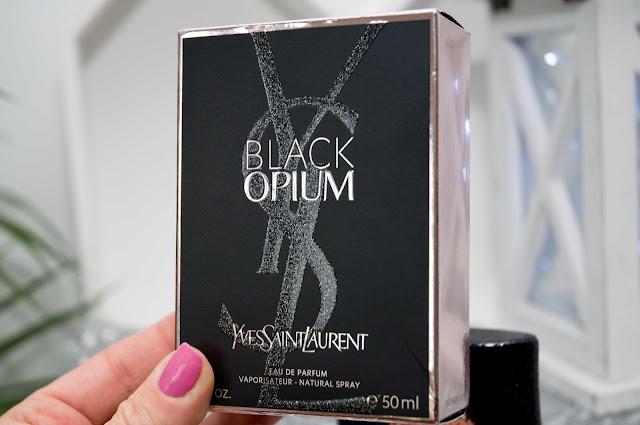 Yves Saint Laurent Black Opium oryginał a podróbka