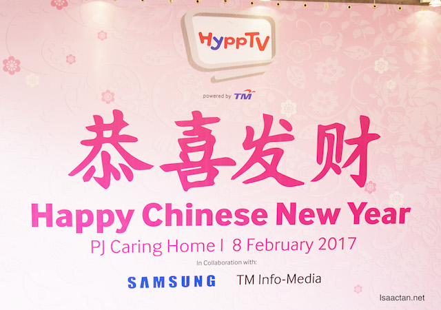 Happy Chinese New Year PJ Caring Home
