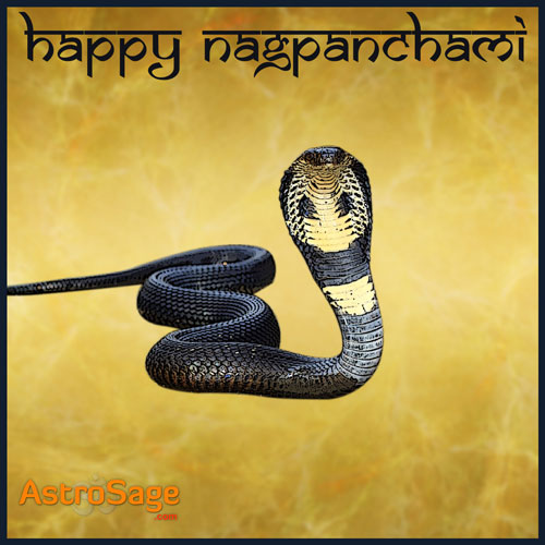 Nag Panchami is the festival dedicated to the snakes