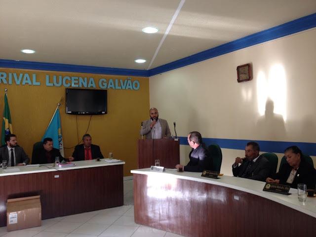 Câmara Municipal aprovou nesta quinta-feira (24/08) as contas da Prefeitura de Panelas referentes ao ano de 2012