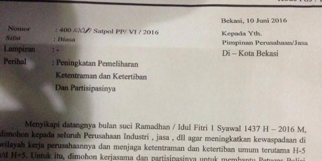 Lebaran Makin Dekat, Ormas Preman Marak Minta Jatah THR