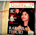 Quality Action edisi cover Tina Talisa