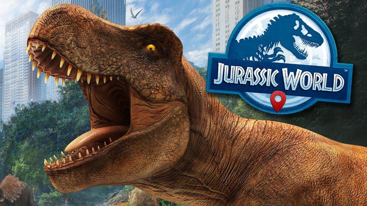 Dinosaurus Hidup Kembali, Temukan Dan Kumpulkan Dalam Game Jurassic World Alive