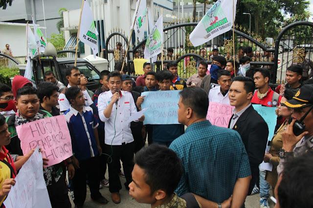 Demo Refleksi 2 Tahun Jokowi-JK, Ini Pernyataan Sikap KAMMI Sumatera Utara