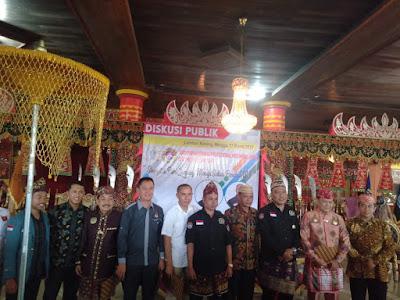 AWPI Lampung Gelar Diskusi Pemilu Damai