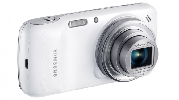 Samsung announce the Galaxy S4 zoom!
