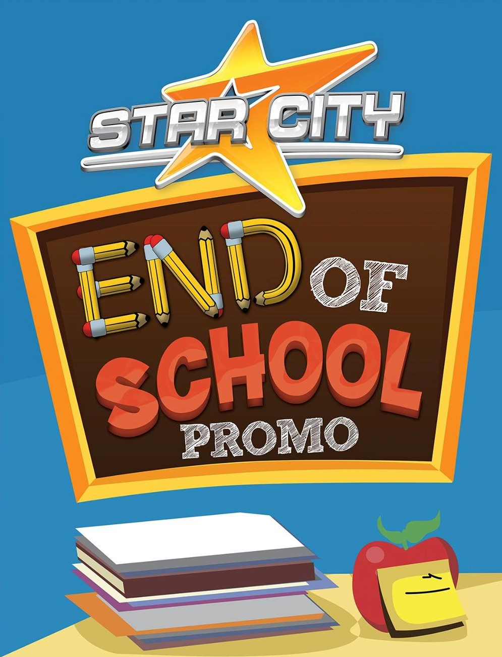 Star city discount coupon