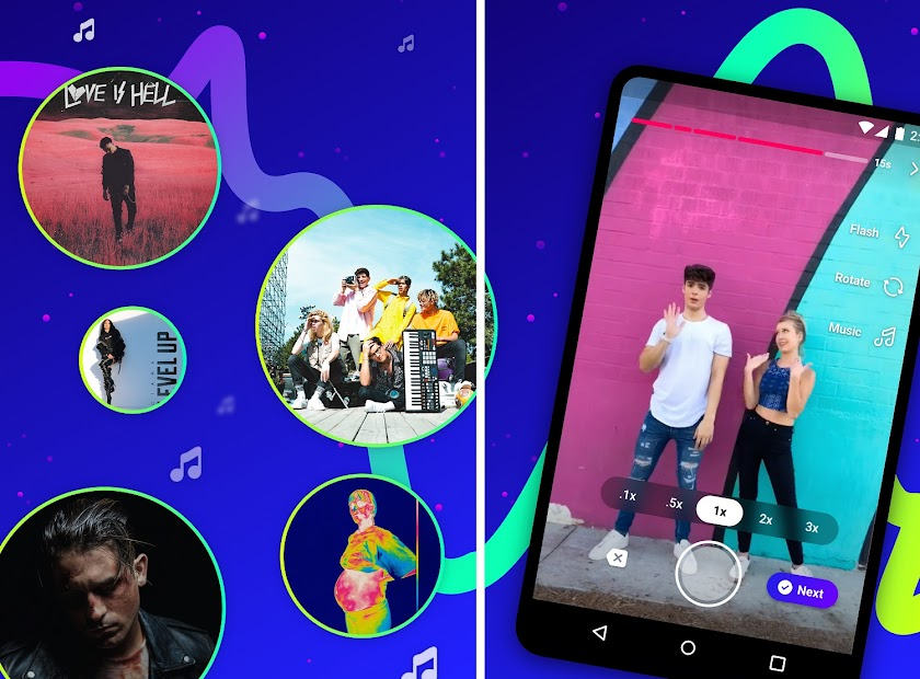 Facebook launches Lasso, its music and video TikTok clone