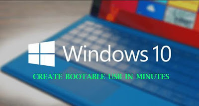 Cara Membuat Bootable Flashdisk Installer Windows