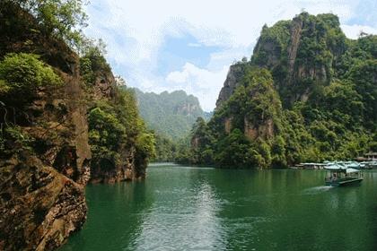 ทะเลสาบเป่าเฟิง (Baofeng Lake) @ www.blog.daum.net