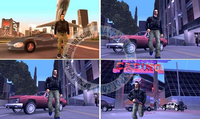 Grand Theft Auto(GTA) III Apk Data For Android