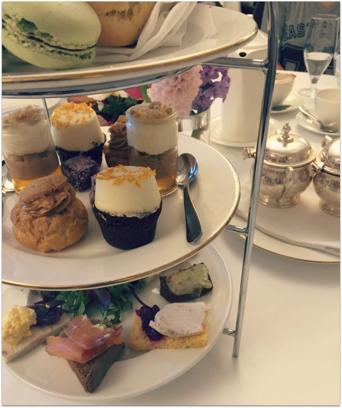 Afternoon tea at The Heritage Killenard Ireland