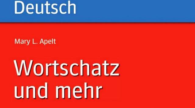حصرياً : كتاب قواعد اللغة الألمانية من Hueber 9, Wortschatz und mehr