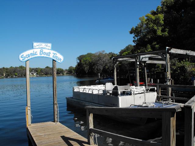 Winter Park Scenic Boat Tour en Orlando