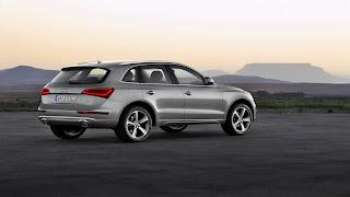 Dream Fantasy Cars-Audi Q5 2013
